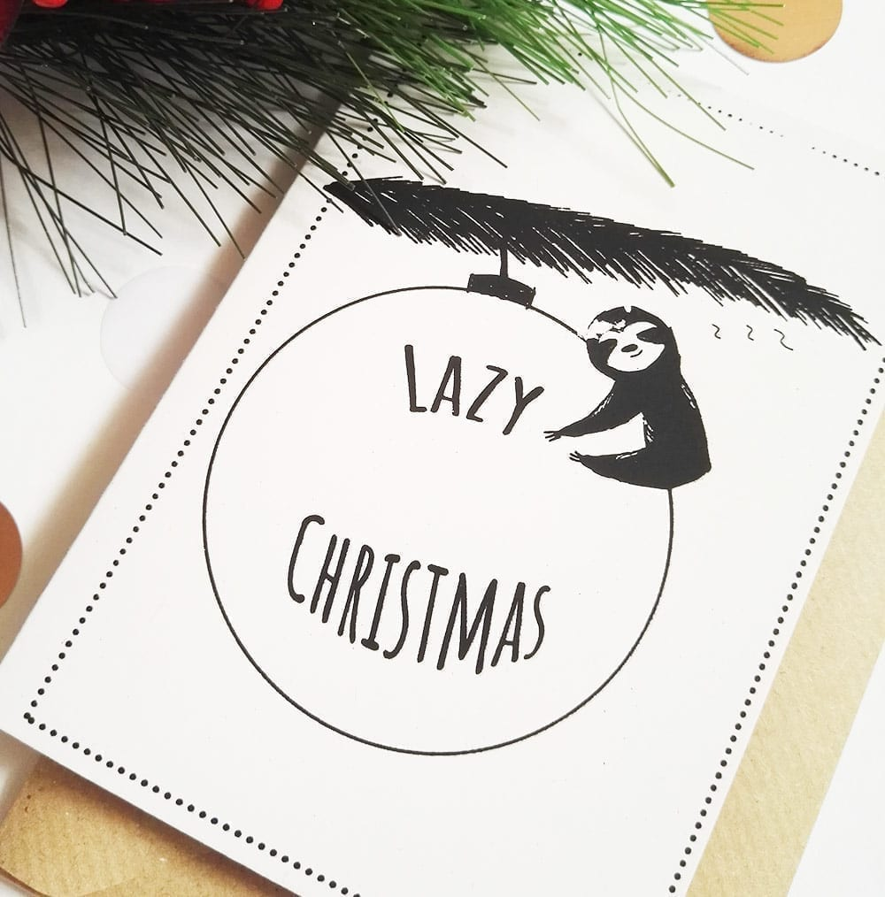lazy-christmas-weihnachtskarte-lovelysloth-1
